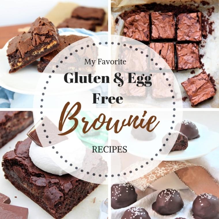 The Best Gluten Free Brownies - The Gluten Free Gathering