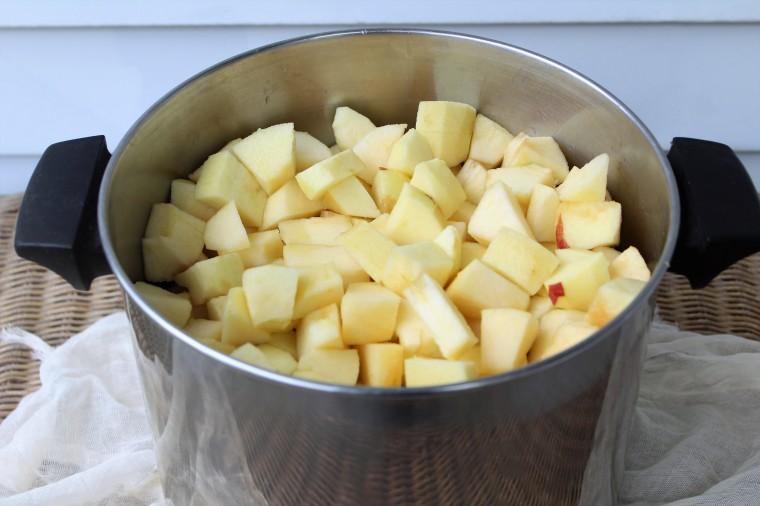 Homemade Applesauce - The Gluten Free Gathering
