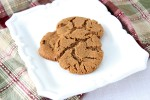 The GLuten Free Gathering - Gluten Free Frosted Brown Sugar Spice Cookies (Dairy Free Egg Free)